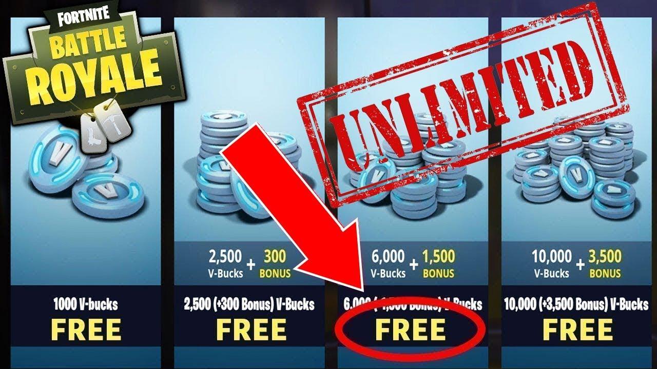 fortnite unlimited v bucks glitch - fortnite unlimited bucks