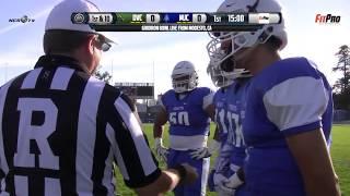 Diablo Valley vs Modesto Junior College Football LIVE 11/18/17 thumbnail