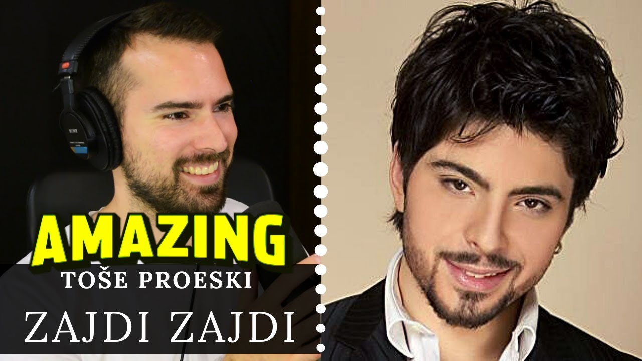 Vocal Coach Reacts to TOŠE PROESKI Live - Zajdi Zajdi