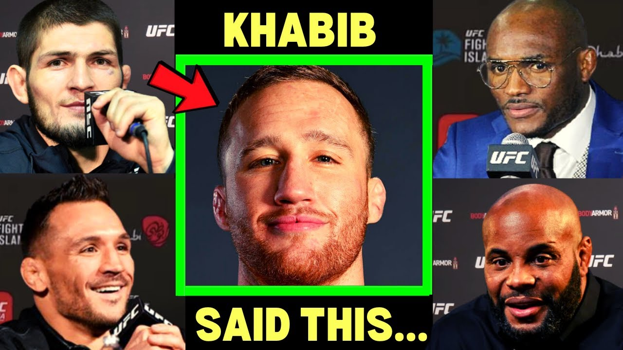 """Download What UFC Fighters """"Really"""" think about Justin Gaethje?"""