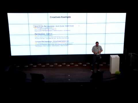 Google AdWords Optimization Tips and Best Practices by Burak Taşpınar, AdWords Expert from Google