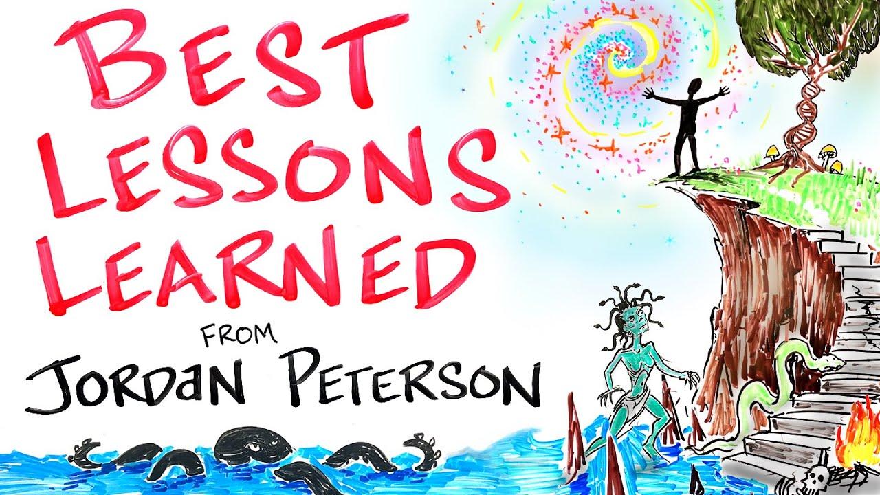 Best Lessons Learned from Jordan B. Peterson | Afterskool
