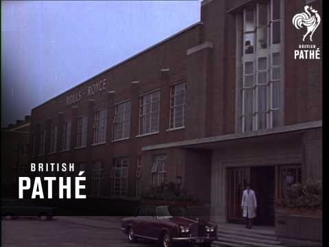 Rolls Royce Production Line (1965)