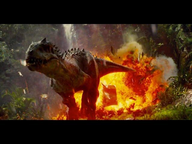 Jurassic World Skillet-Not Gonna