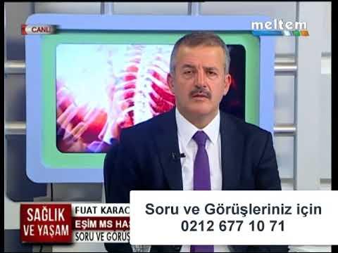 Dr Musa Demir Ms Ve Als Hastalığı 0212 677 10 71 Youtube