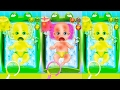 New Born Baby Care | Fun Games for Kids