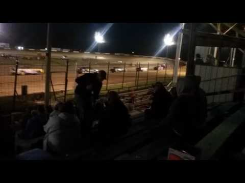 Pure Stock Heat  Fayette County Speedway