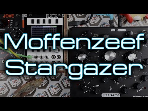Moffenzeef Modular Stargazer // In depth demo & deep dive into a cosmic world of hands on drones