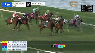Vidéo de la course PMU ALLOWANCE OPTIONAL CLAIMING 1600 M
