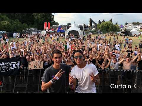 ►Best Hardstyle Mix 2017 | Curtain K Set Open Beatz