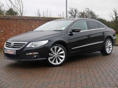 2011 volkswagen passat cc t 2 0tdi bluemotion tech 140 for sale in hampshire youtube. Black Bedroom Furniture Sets. Home Design Ideas