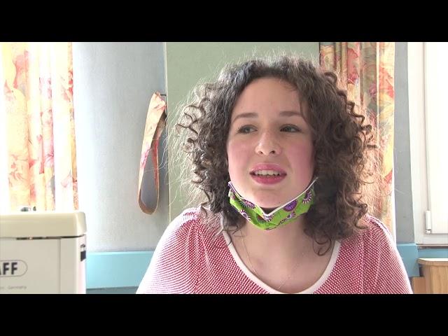 Masques : une chaîne de solidarité à Amnéville et Malancourt
