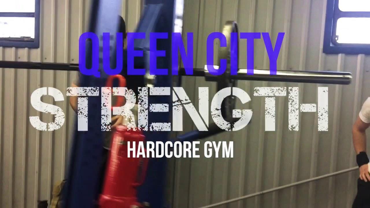 New queen city strength gym va youtube
