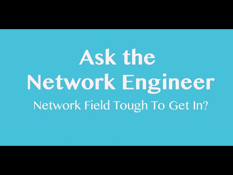 ANE Series: Is The Network Field Tough To Get In?