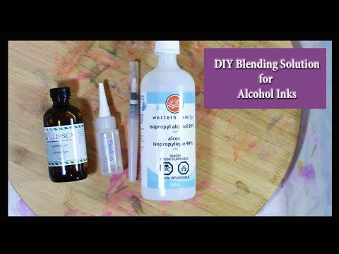 DIY Alcohol Blending Solution