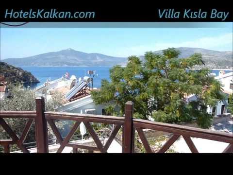 Kısla Bay Villa -villas to rent in Kalkan / Turkey by hotelskalkan.com