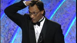 Golden Globes 1996 Jimmy Smits Best Actor
