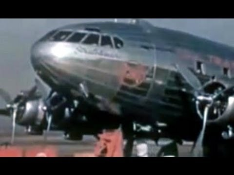 TWA Boeing 307 Stratoliner Travelogue - 1940