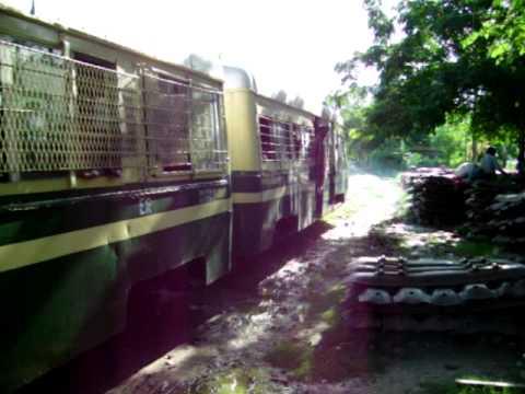 NG Railbus Katwa-Ahmadpur.......(TrainTrackers)