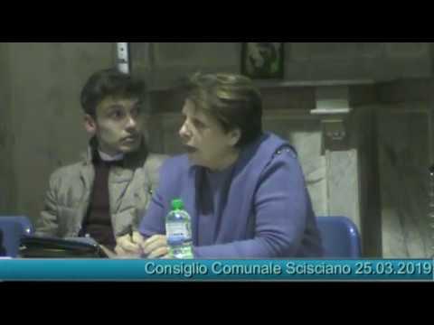 Consiglio Comunale Scisciano 25 03 2019