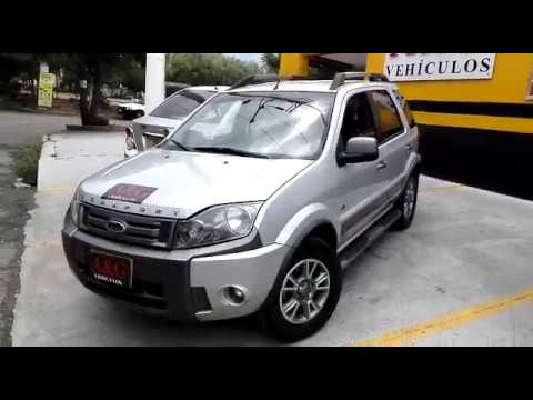 ford ecosport 2012 mt 4x4 youtube. Black Bedroom Furniture Sets. Home Design Ideas