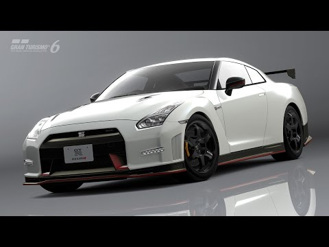 Gran Turismo   Nissan GT-R NISMO '14 @ Red Bull Ring