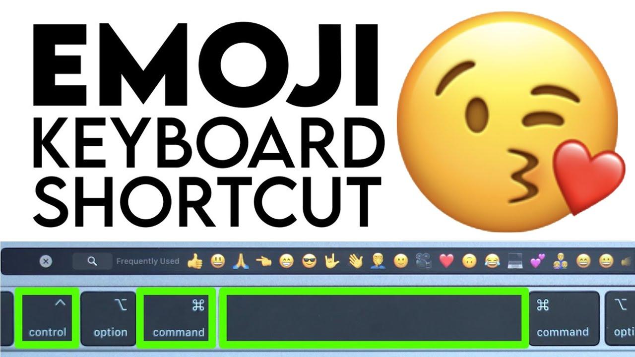 How To Type Emojis On Mac Youtube
