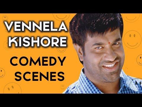 Vennela Kishore Comedy Scenes | Non - Stop Telugu Entertainment