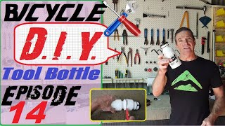 Tool Bottle - make your own dirt cheap