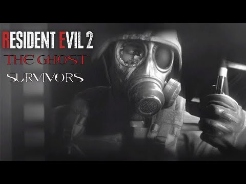 RESIDENT EVIL 2 REMAKE - Ghost Survivors The Forgotten Soldier 1080p 60FPS