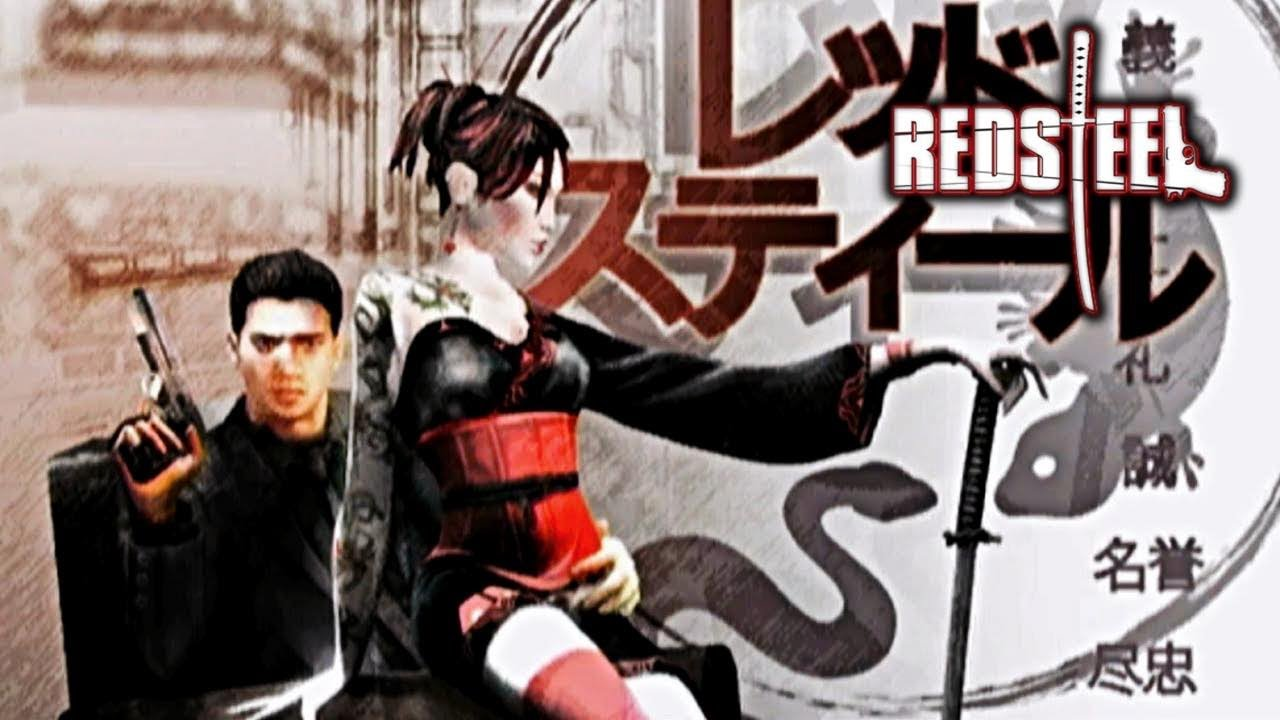 Red Steel (Wii) - Mission #1 - Bloody Sunset - YouTube