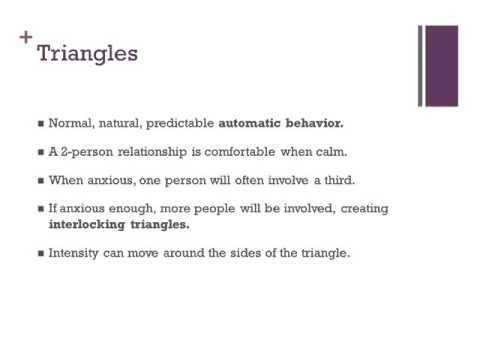 Bowen's Eight Concepts