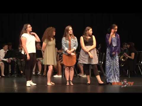 5.22.2017: MJHS 8th Grade Recognition 2017