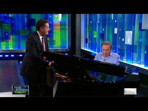 CNN: Andrew Lloyd Webber on the 'Phantom...