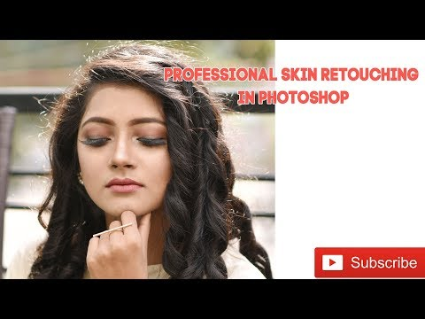 Photoshop Tutorial:  High End Skin Retouching Part 2 in Photoshop (In Hindi) thumbnail