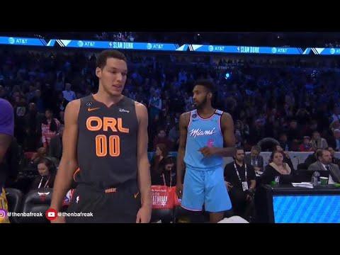 2020 NBA Dunk Contest - Aaron Gordon vs Derrick Jones Jr Full Final Round