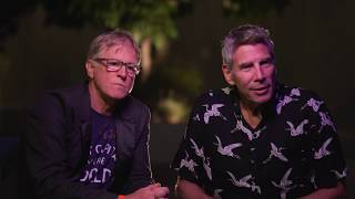 Alan Hunter and Mark Goodman,  MTV/SIRIUS XM's Big 80s on 8, comment on The Reflexx