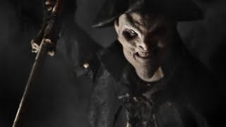 """Sleepy Hollow After Show Season 2 Episode 4 """"Go Where I Send Thee   """"   AfterBuzz TV"""