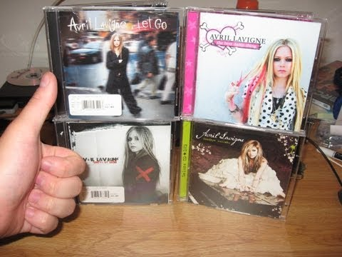Avril Lavigne Discography / Collection (2012)