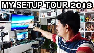 setup tour