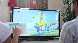Rayman Legends Wii U New Gameplay & Music Trailer [North America]