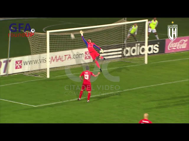 VICTORIA HOTSPURS FC VS NADUR YOUNGSTERS: 3-4