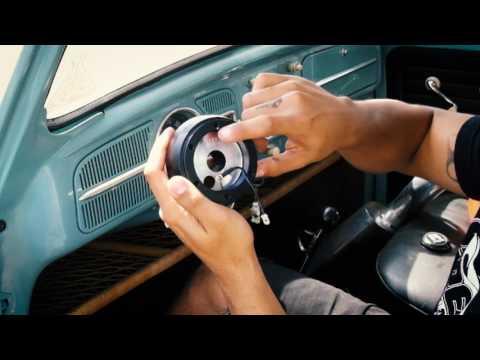 NRG VW TYPE 1 INSTALLATION
