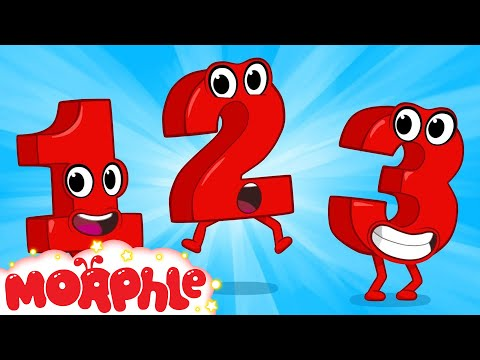 Download My Magic Numbers Morphle! Learning to Count is Fun with My Magic Pet Morphle, and Easy as 123! Mp4 baru