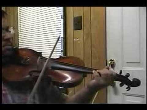Cajun fiddle lesson - Cher Tout Tout