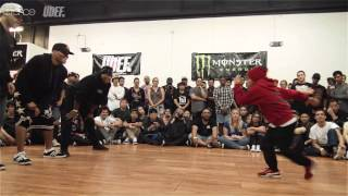 Footwork Fanatix vs Furious Styles [arizona] // .stance x udeftour.org // Van Jam III