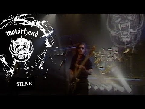 Motörhead – Shine (Official Video)