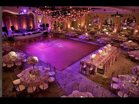 Romantic Wedding Decorations Ideas & Romantic Wedding Decorations Ideas - YouTube