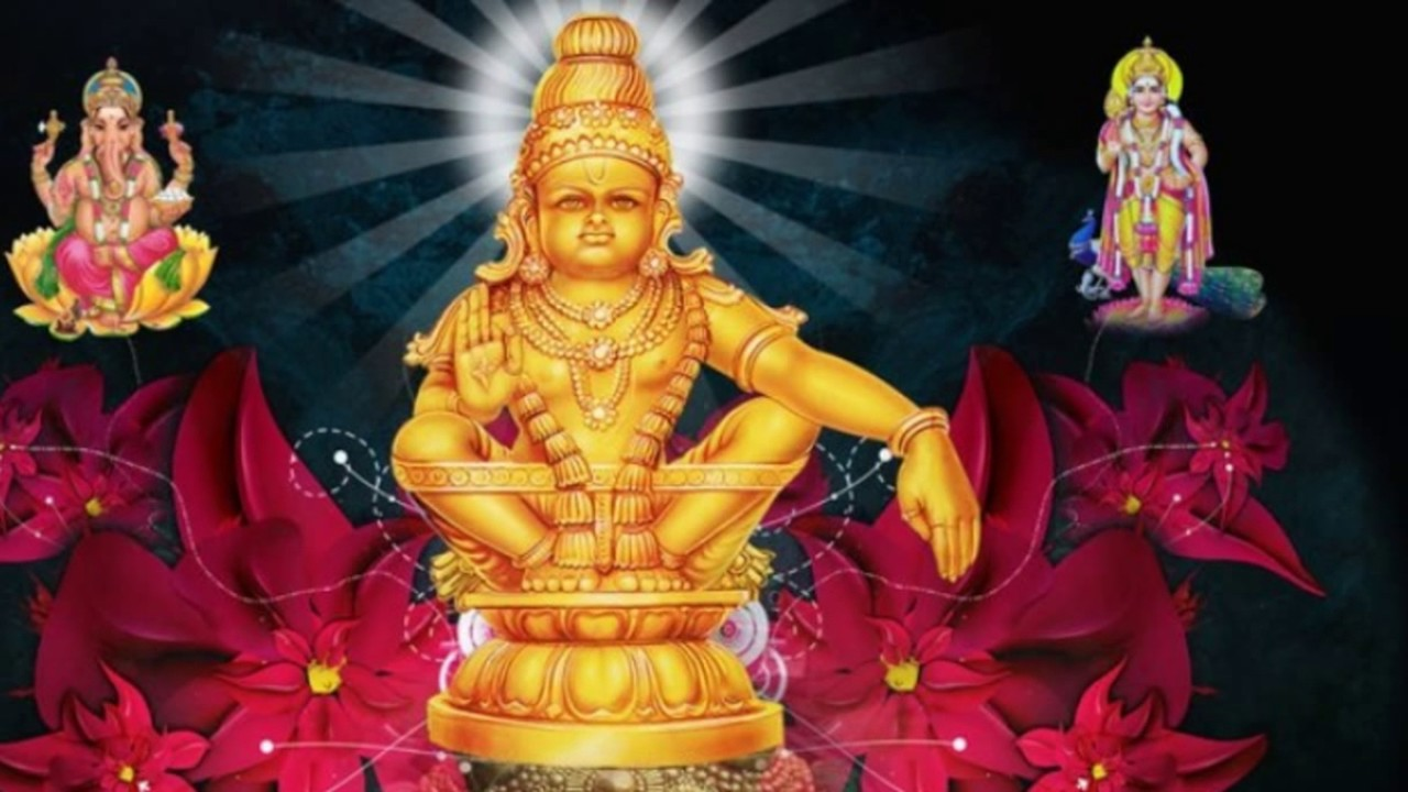Good Morning Wishes With Lord Ayyappa Wallpapers HD Photos Images Video Download