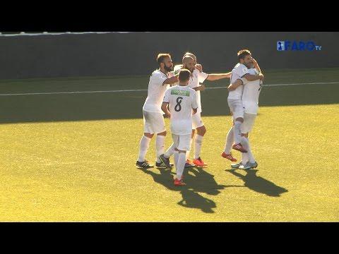 La AD Ceuta FC consigue su primera victoria en Liga al vencer por 3 - 1 al Castilleja